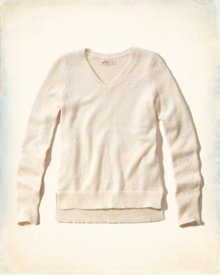 Iconic V-neck Sweater