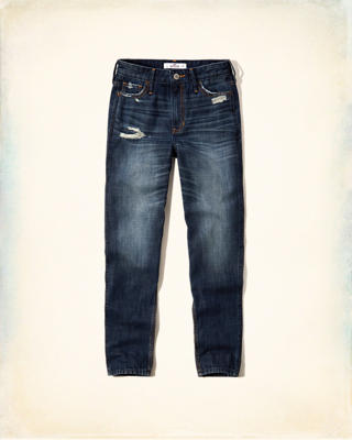 Hollister Girlfriend Jeans