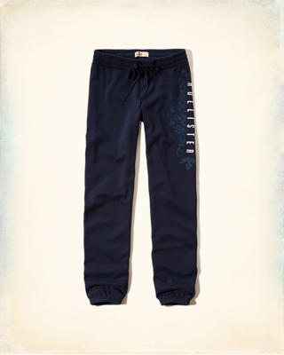 Hollister Classic Banded Sweatpants