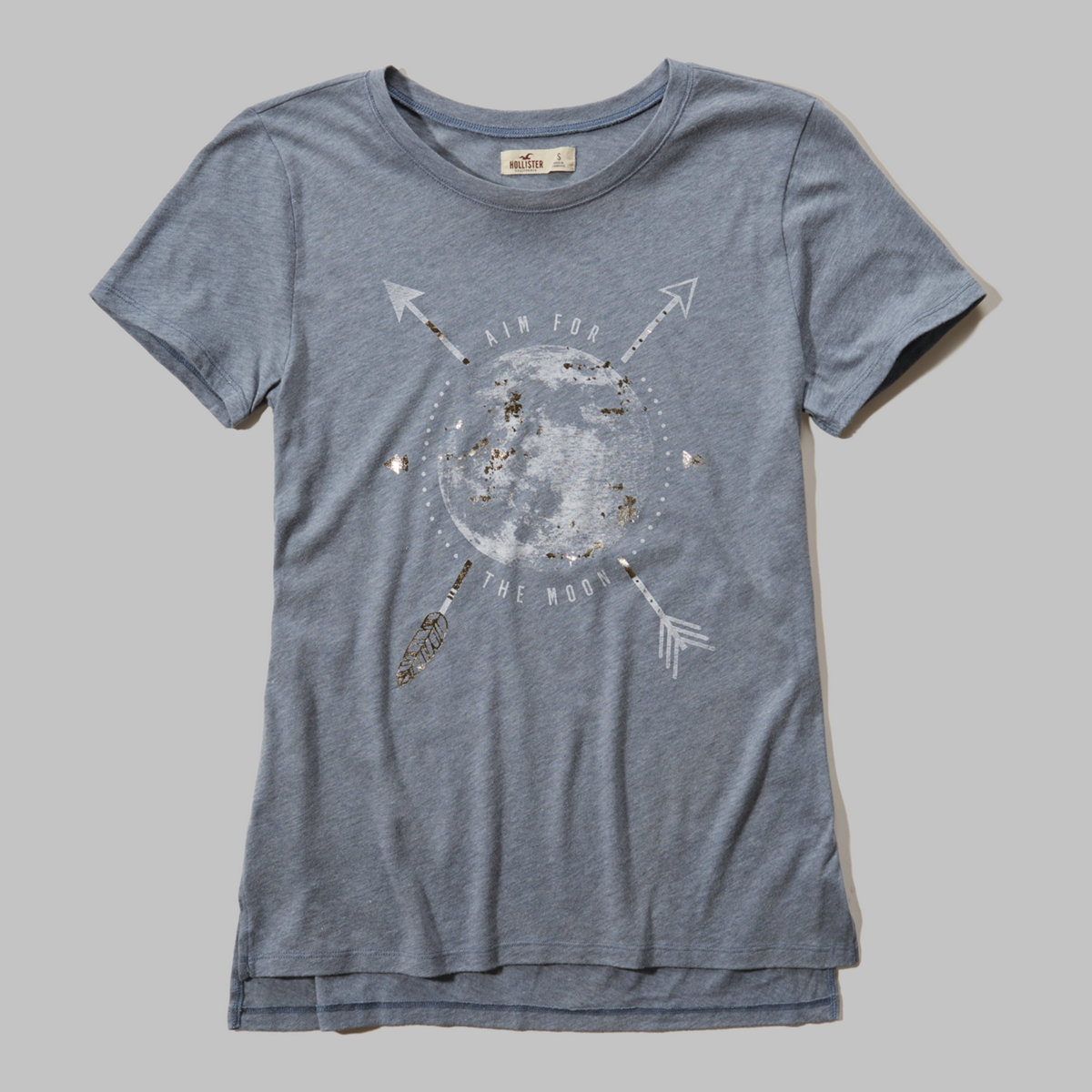 Aim For The Moon Graphic Tee