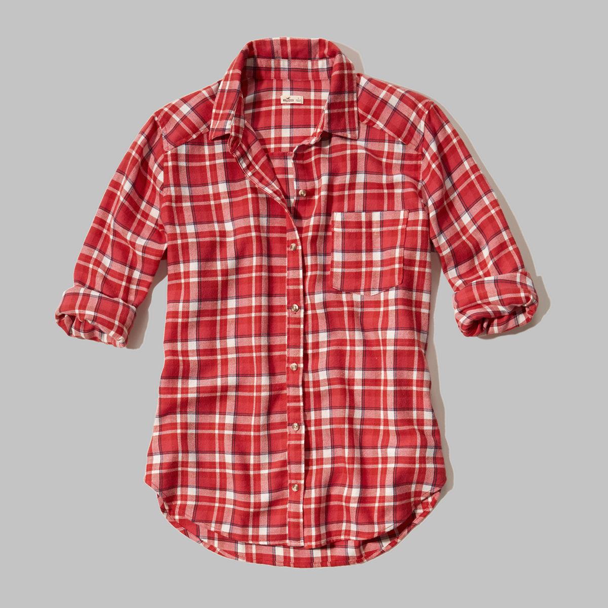 Easy Plaid Shirt