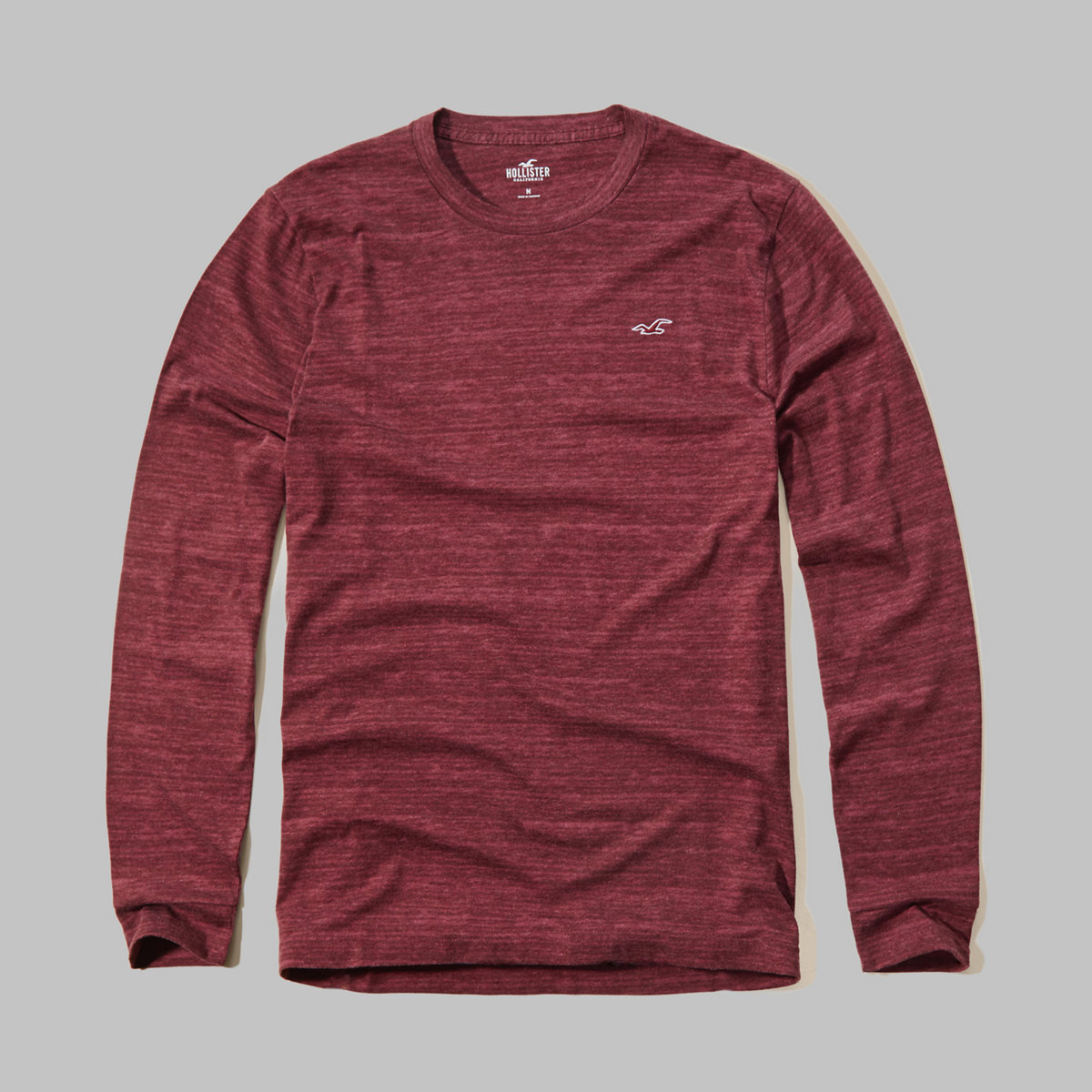 Textured Iconic Jersey T-Shirt
