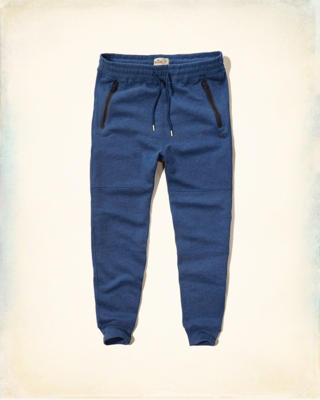 Hollister Icon Fleece Jogger Pants