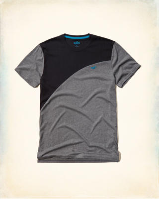 Contrast Icon T-Shirt