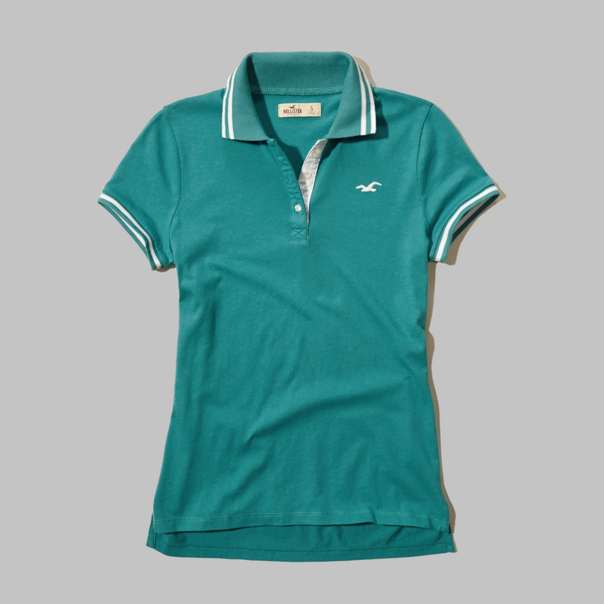 Iconic Contrast Polo