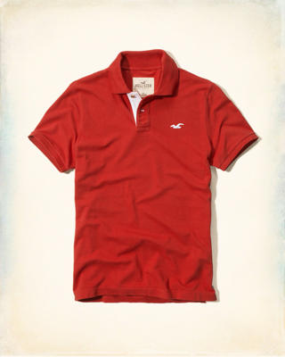 Pop Placket Polo