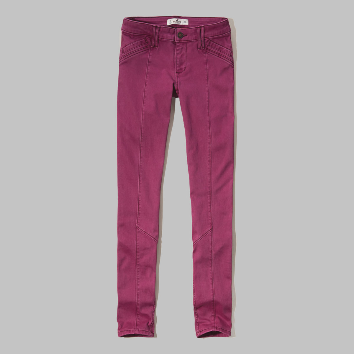 Hollister Super Skinny Utility Pants