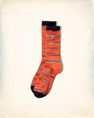 Patterned Icon Socks
