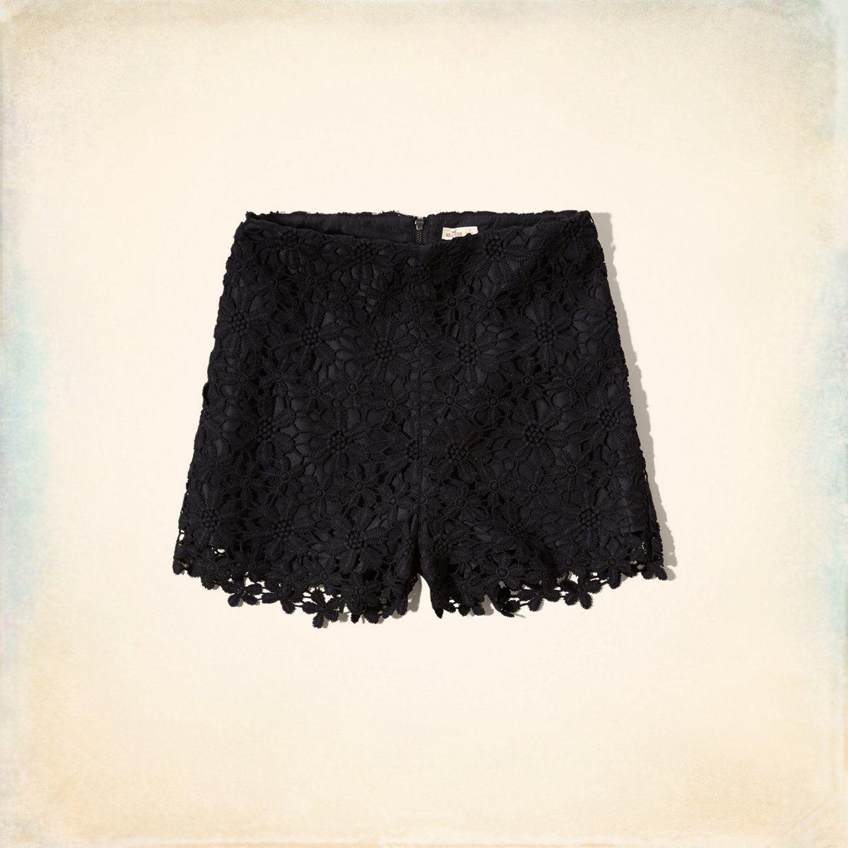 Lace Tap Shorts