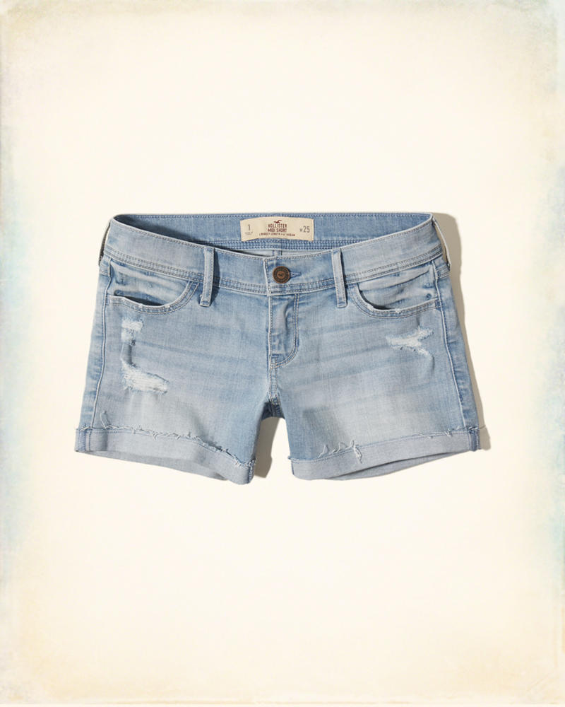 hollister shorts for girls - photo #30