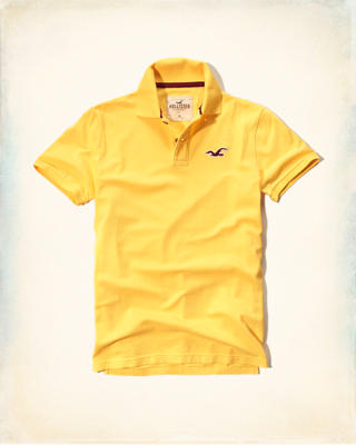 Contrast Icon Polo