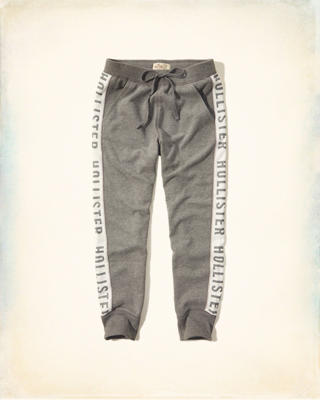 Logo Graphic Fleece Joggers