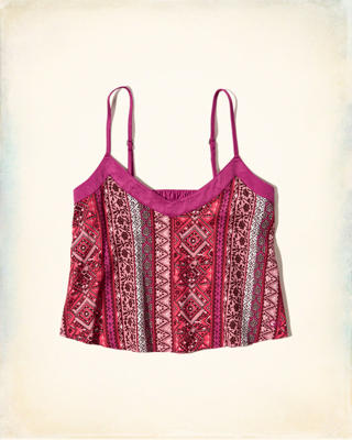 Gilly Hicks Patterned Sleep Cami