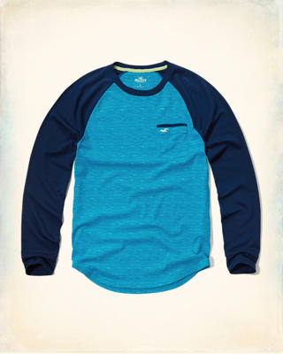 Colorblock Pocket T-Shirt
