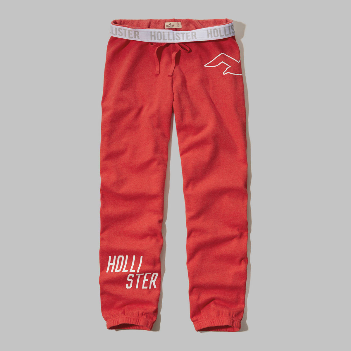 Hollister Banded Boyfriend Sweatpants