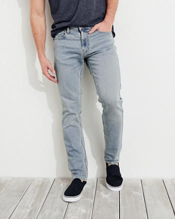 Skinny Jeans for Guys   Hollister Co.