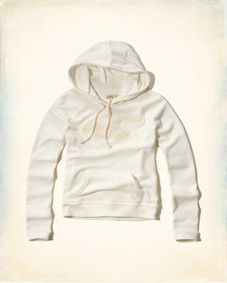 Icon Graphic Terry Hoodie