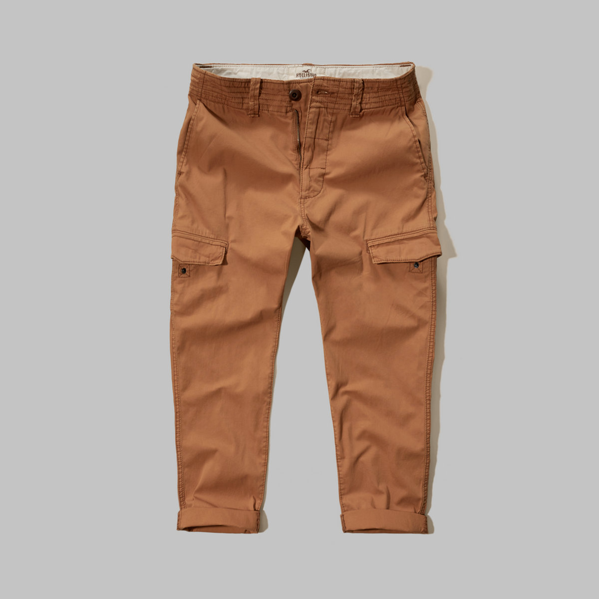 Hollister Ankle Cargo Pants
