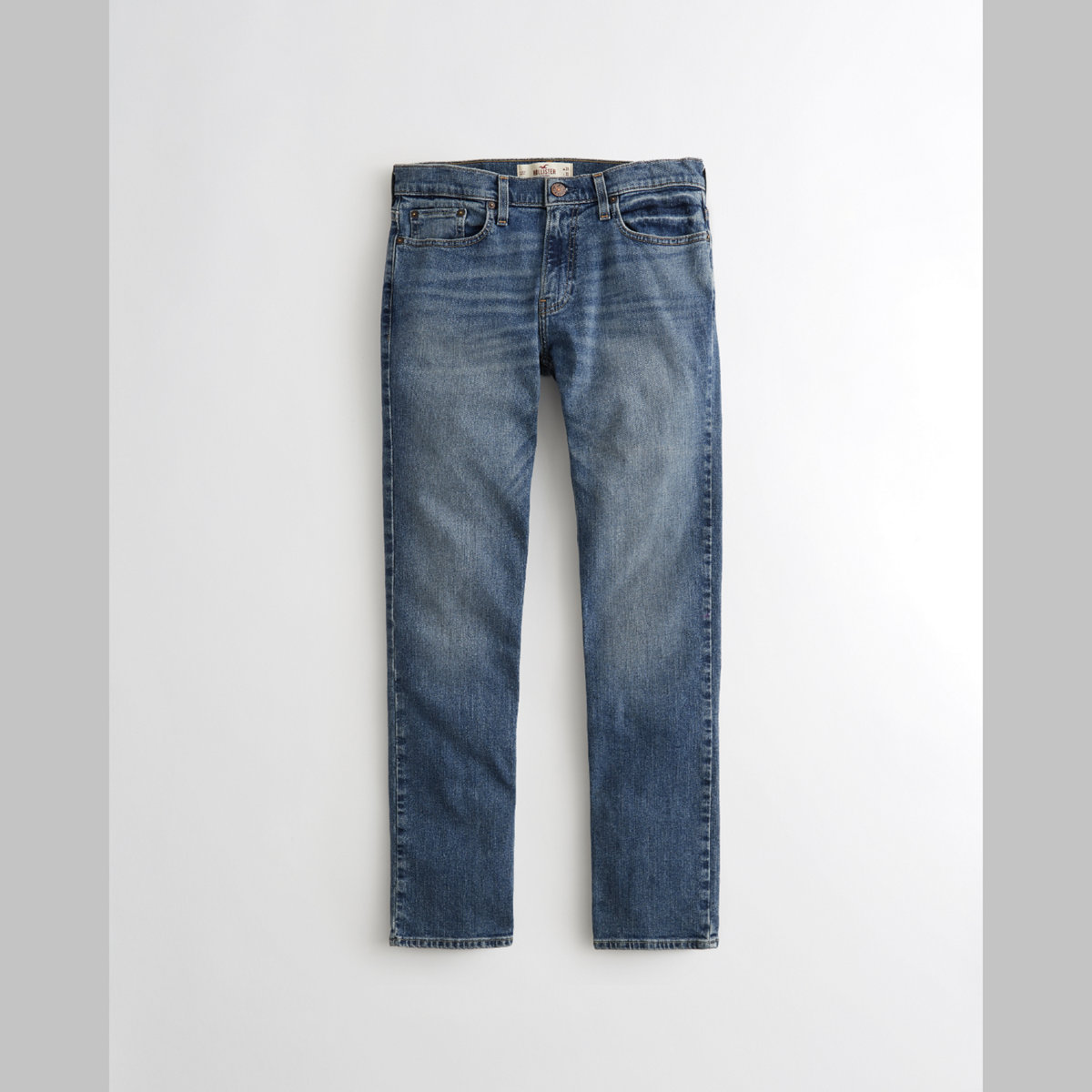 Hollister Slim Straight Jeans