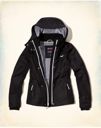 hol Hollister All-Weather Jacket