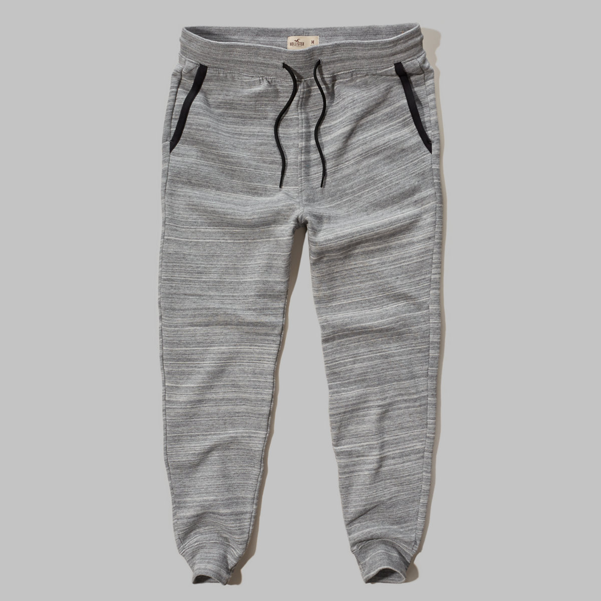 Hollister Contrast Fleece Jogger Pants