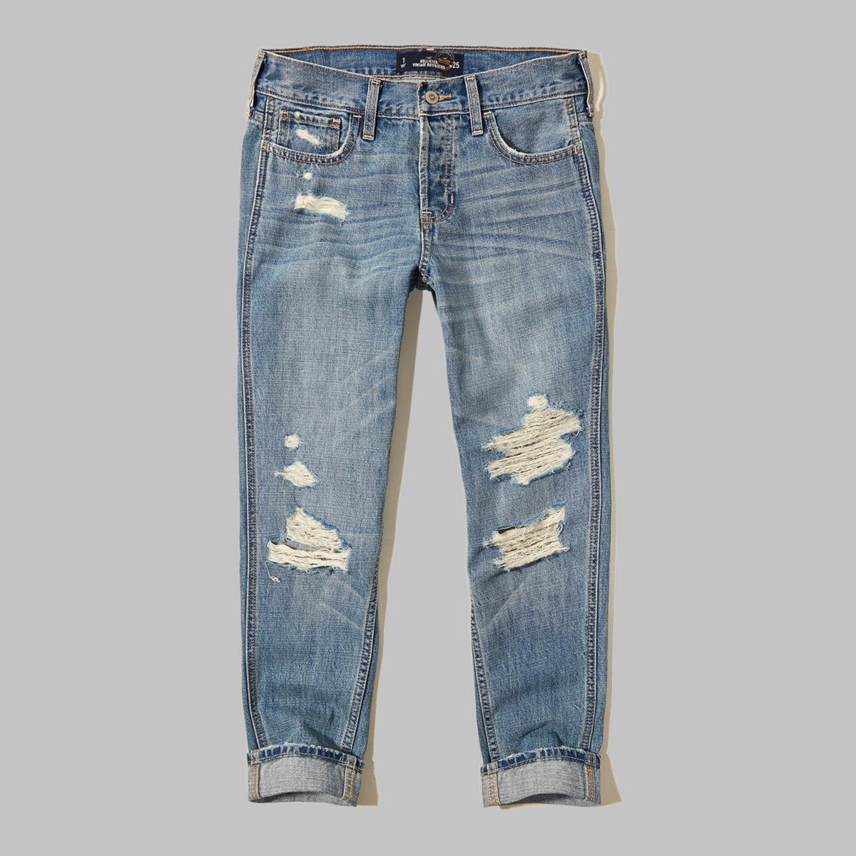 Hollister Boyfriend Jeans