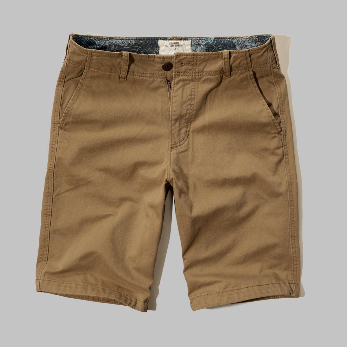 Hollister Longboard Shorts