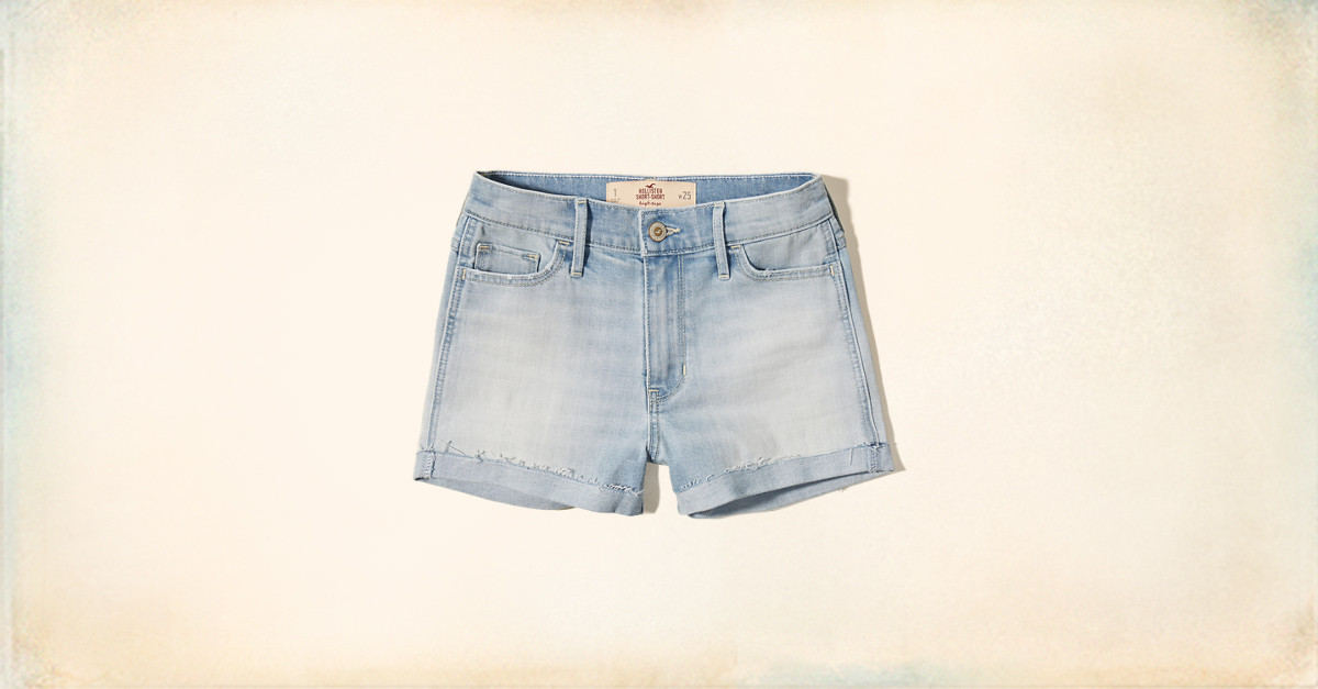 hollister shorts for girls - photo #38