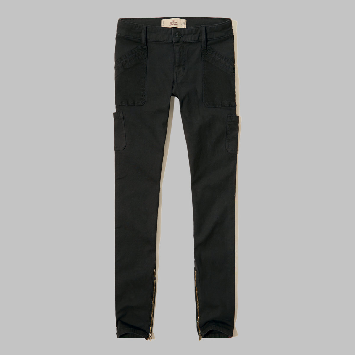Hollister Super Skinny Twill Pants