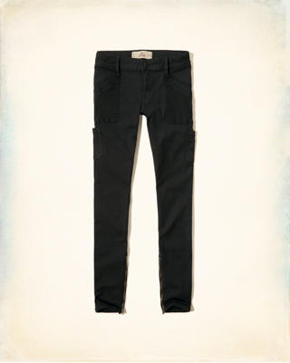 Hollister Super Skinny Twill Pants