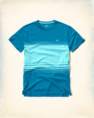 Stripe Icon T-Shirt