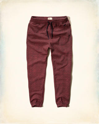 Hollister Banded Fleece Jogger Pants
