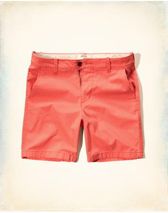 hol Hollister Beach Prep Fit Shorts