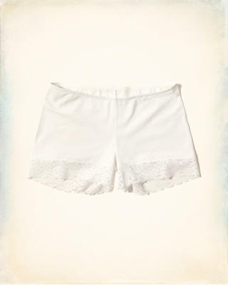 Gilly Hicks Cotton Layering Shorts