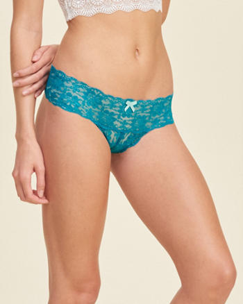 Gilly Hicks Lace Thong