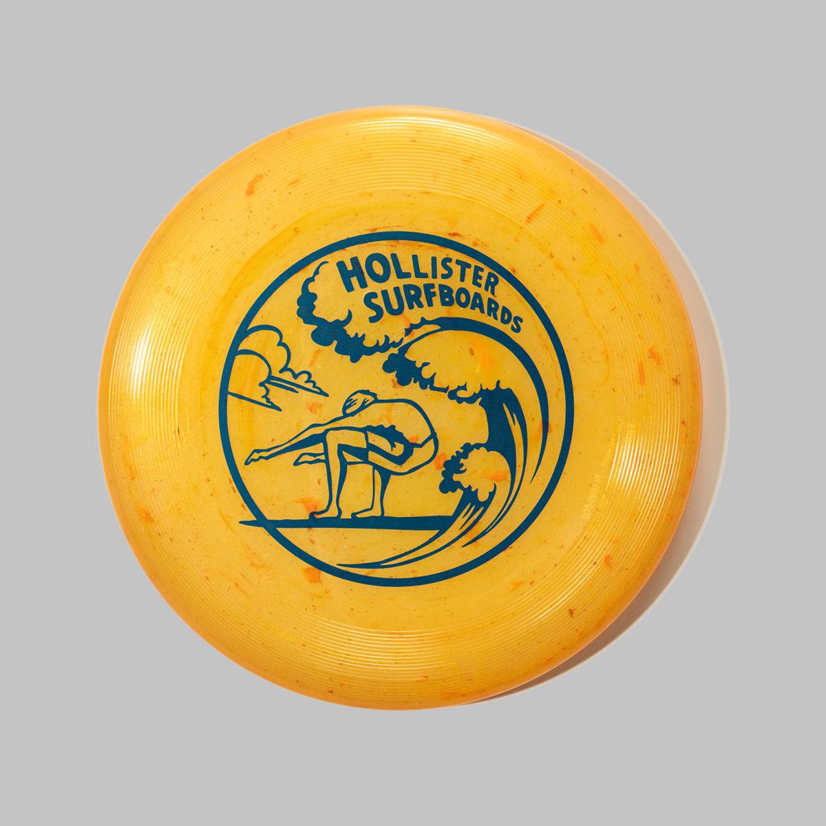 Hollister Logo Flying Disc