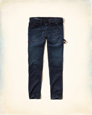 Hollister Skinny Carpenter Jeans