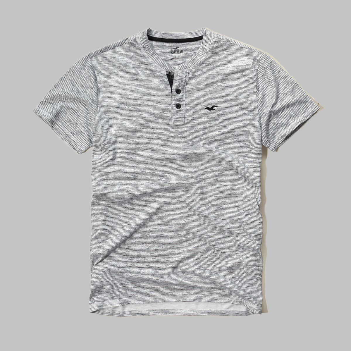 Must-Have Textured Henley
