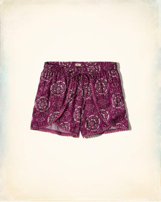 Edged Petal Shorts