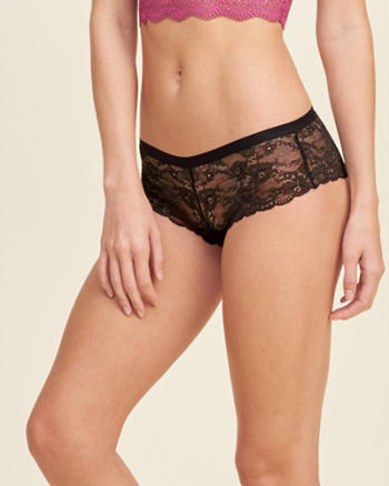 Gilly Hicks Lace Short Undie