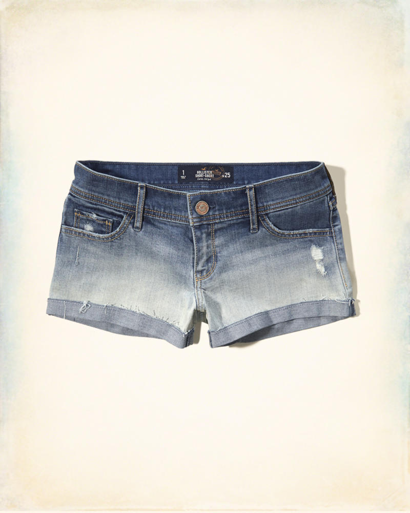 hollister shorts for girls - photo #36