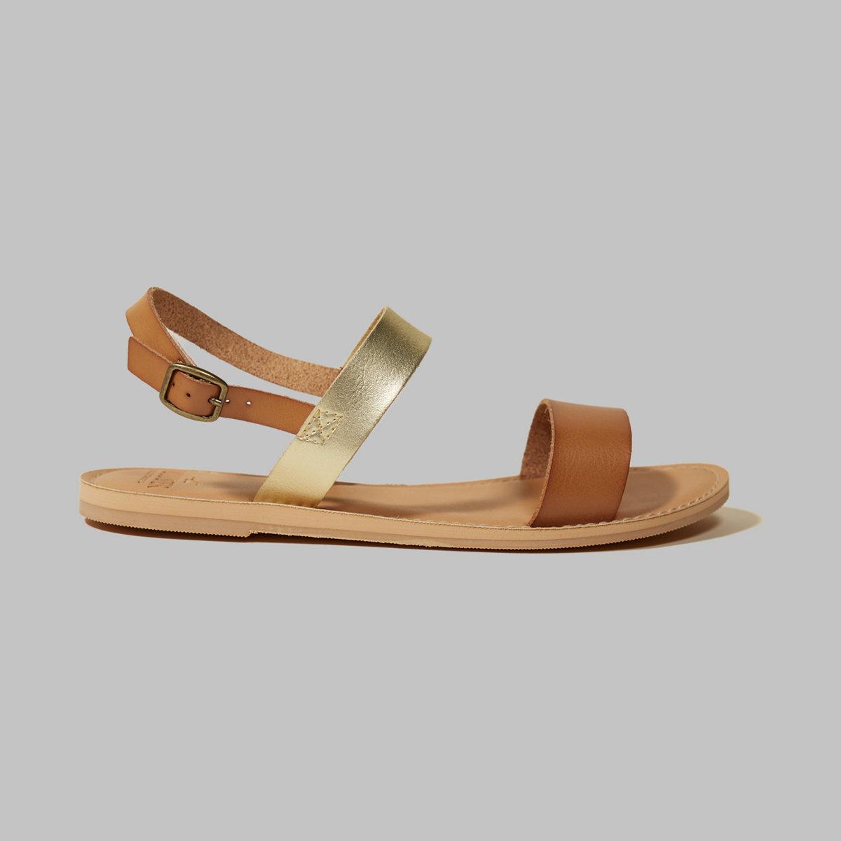 Mixed Sandals