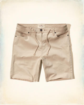 Hollister Classic Fit 5 Pocket Shorts