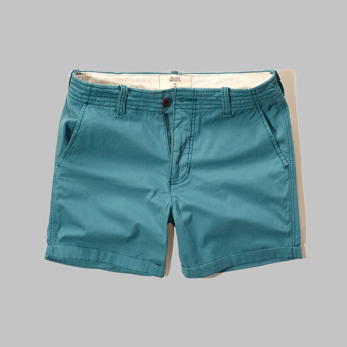 Hollister Shortest Fit Shorts