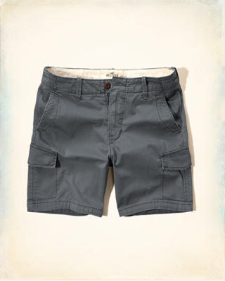 Hollister Beach Prep Fit Camp Shorts