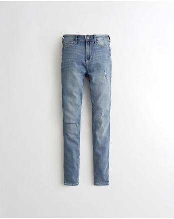 hol Stretch High-Rise Super Skinny Jeans