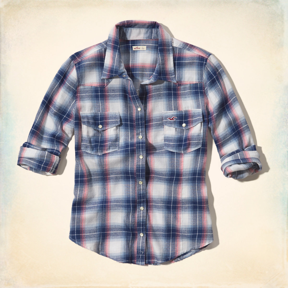 Western Plaid Shirt