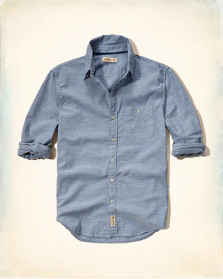 Neps Oxford Shirt