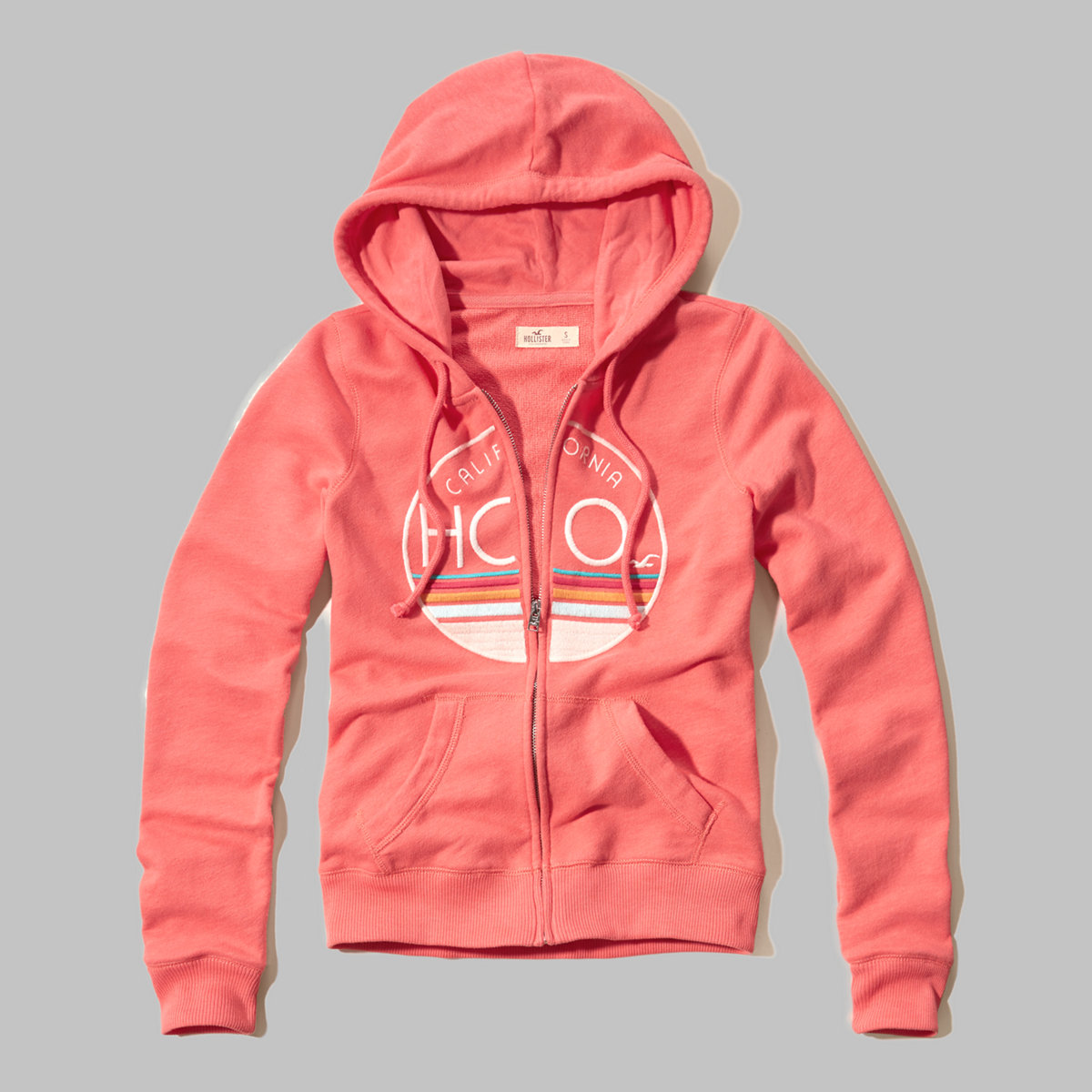 Logo Graphic Terry Hoodie