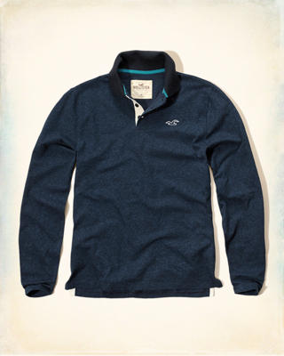 Long-Sleeve Icon Polo